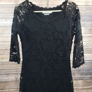 VELVET by Graham& Spencer Noelle Spring Lace Dress